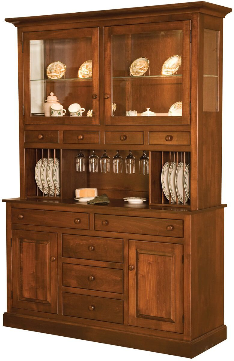 Milton Chase China Hutch