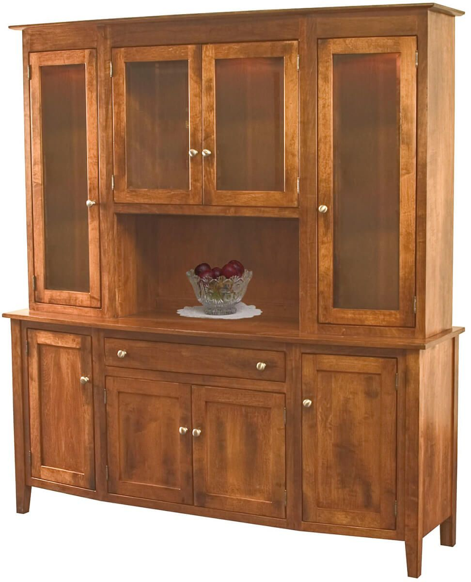 Rogers Avenue China Cabinet