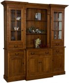 Sangre Mission China Cabinet