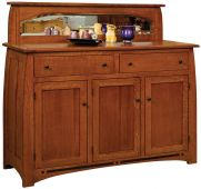 Tabbs Creek Amish Sideboard