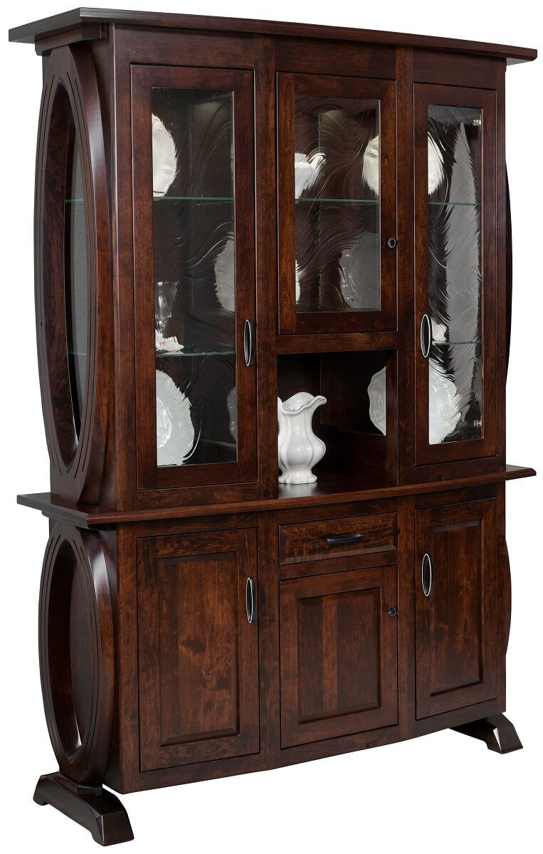 Armelle 3-Door Hutch