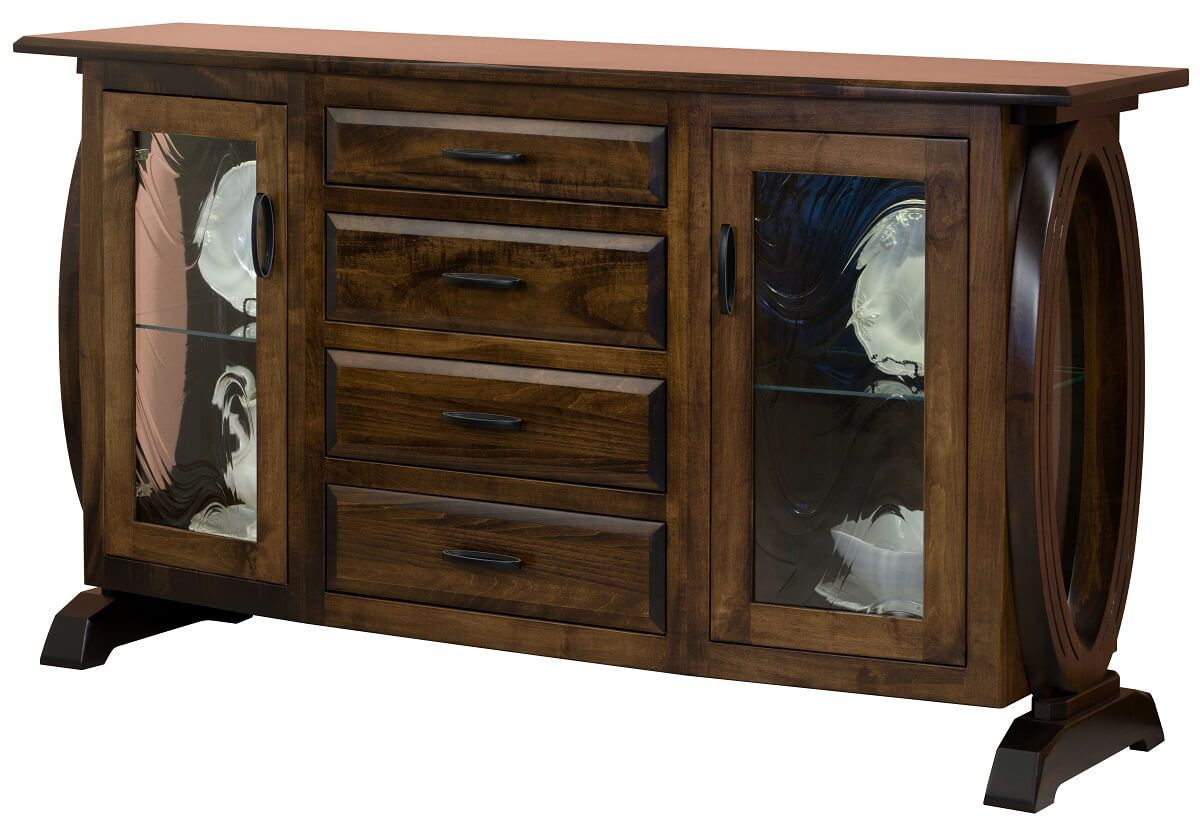 Armelle 4-Drawer Sideboard