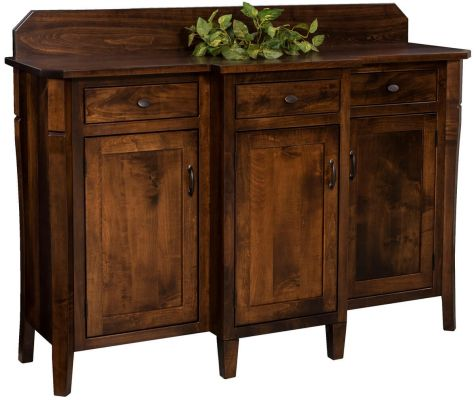Cannon Court Sideboard in Brown Maple