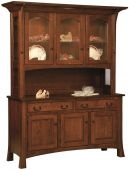 Crampton Gap China Display Hutch