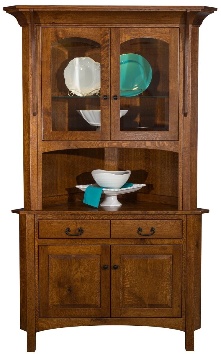 Crampton Gap Corner Hutch