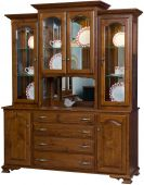 Dolly Traditional China Hutch