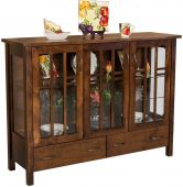 Ithaca Glass Display Cabinet