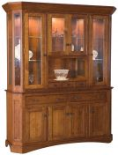 Lake George China Cabinet