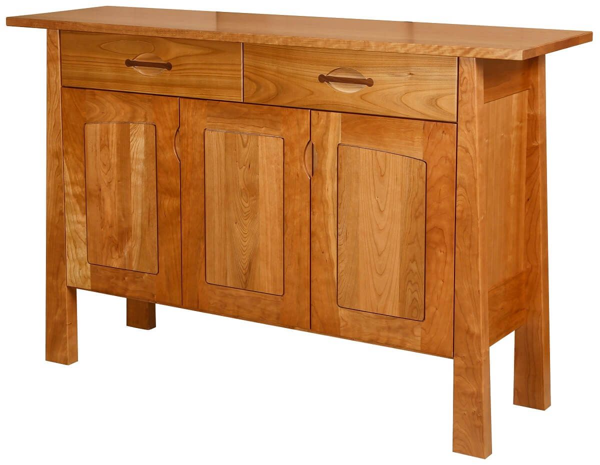 Lucas 3-Door Buffet in Cherry