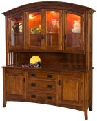 Mountain Park China Hutch