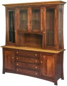 Tabitha China Hutch with Drawers