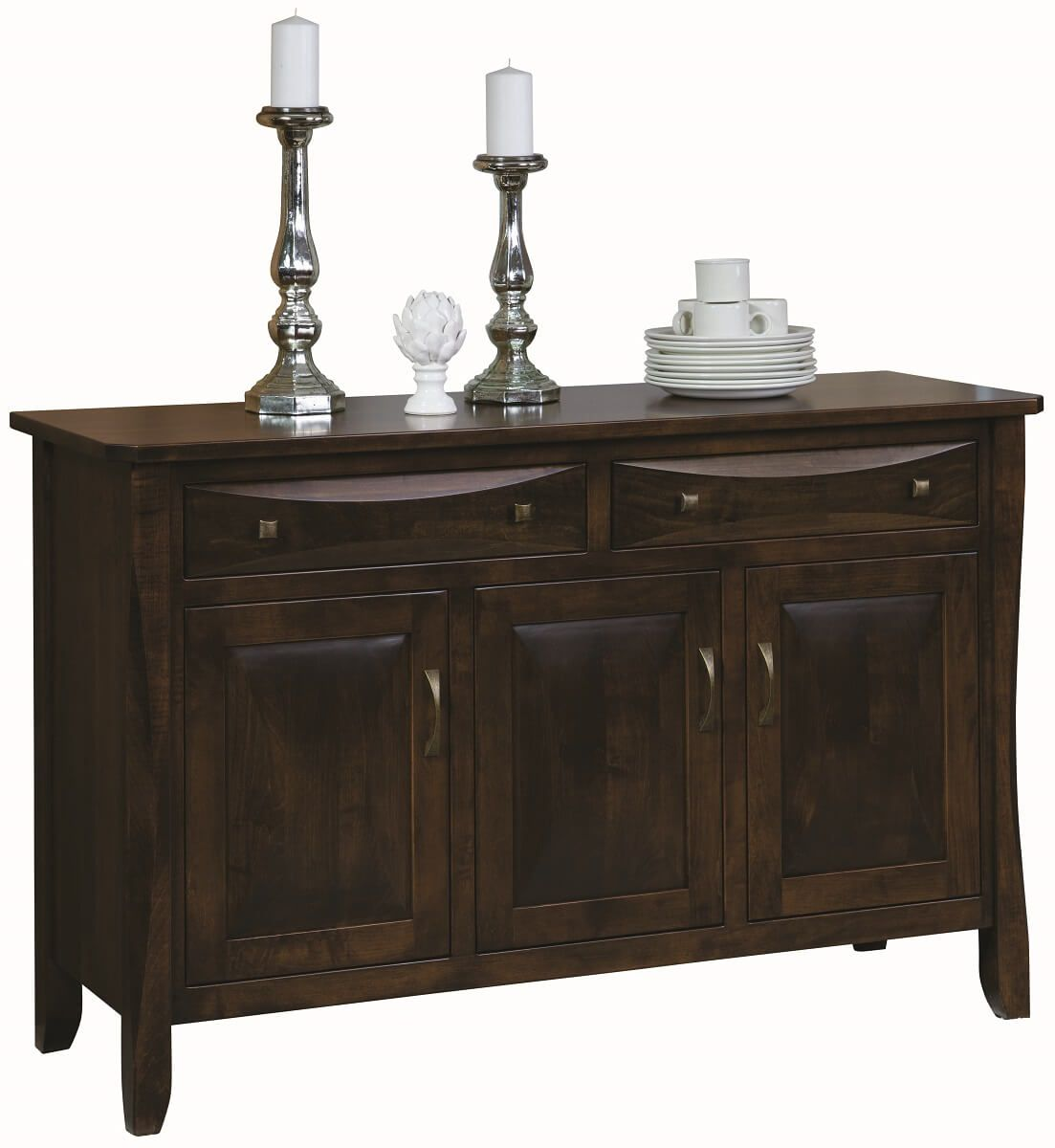 Brown Maple Sideboard