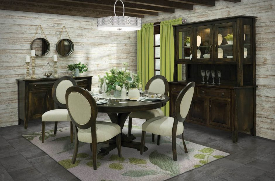Brickhouse Dining Set image 1