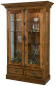 Johnston Glen Curio Cabinet