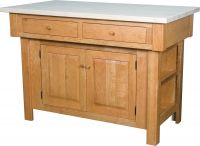 Bergen Place Large Kitchen Island