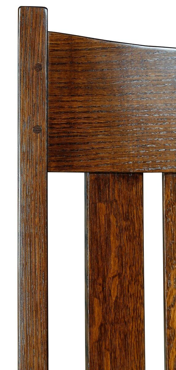 Mortise and Tenon Chair Construction