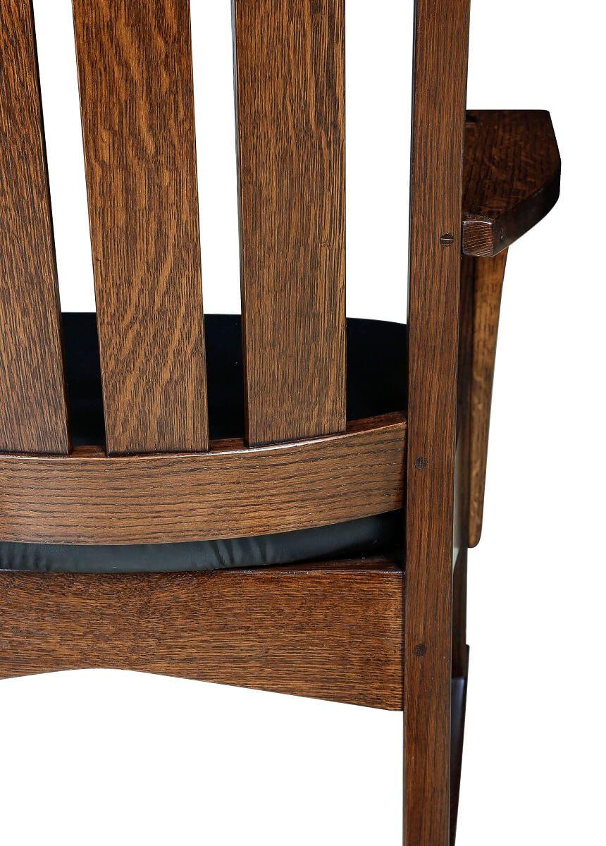 Amish Mission Chair Back Slats
