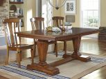 Shown with our Winchester Dining Table Chairs