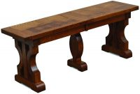 Dedon Dining Table Bench