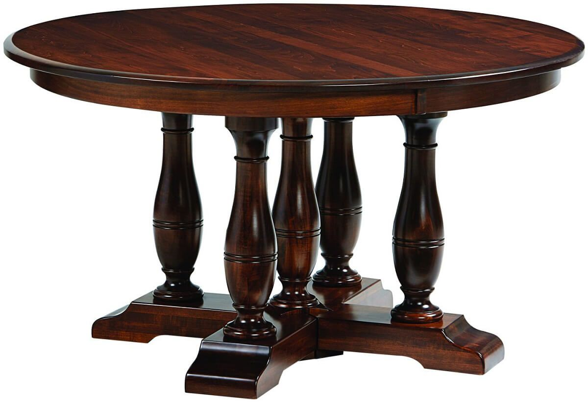 Kersey Round Expandable Table