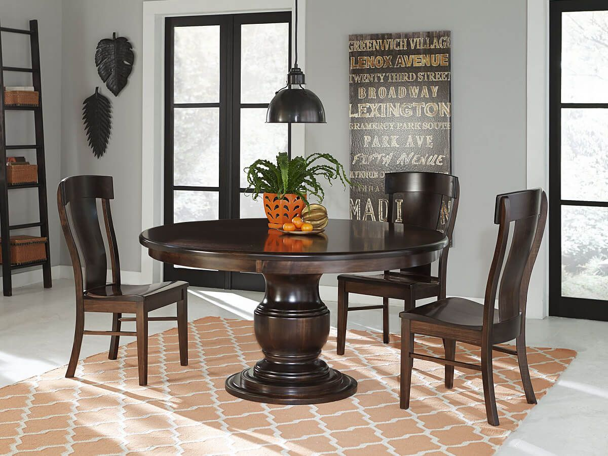 Pictured with Chasteen Creek Dining Chairs