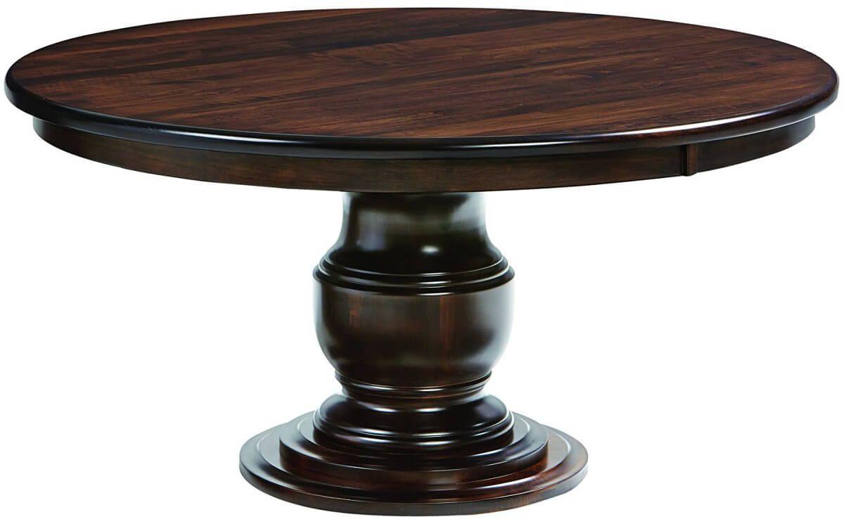 Lansbury Round Pedestal Table