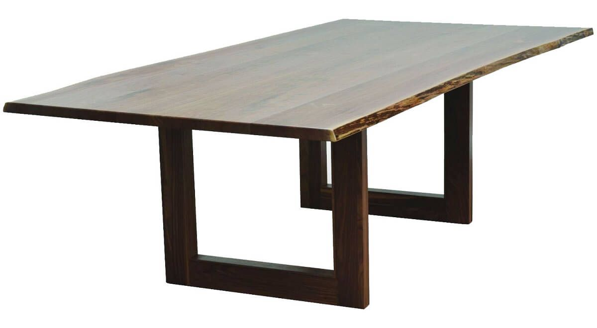 Lehigh Modern Live Edge Table