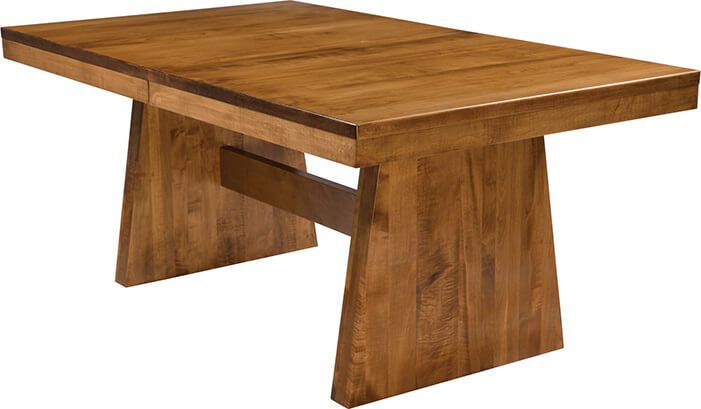 Accolades Amish Trestle Table