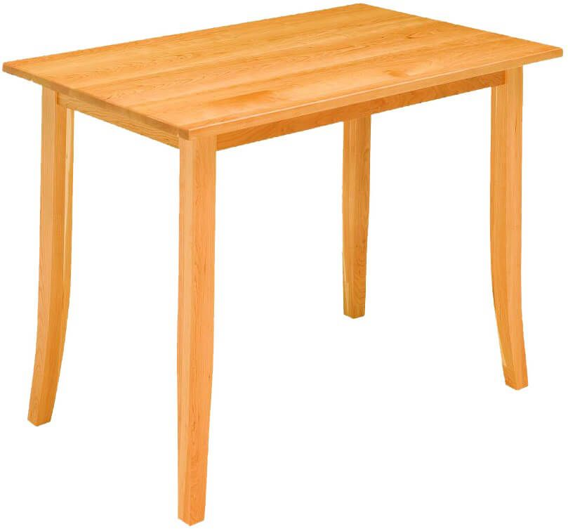 Alvar High Top Table in Cherry