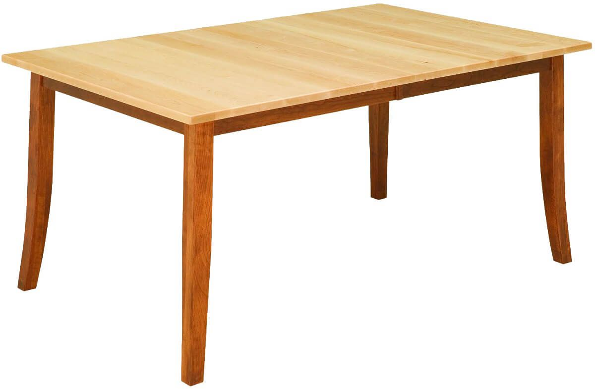 Cherry Alvar Shaker Dining Table