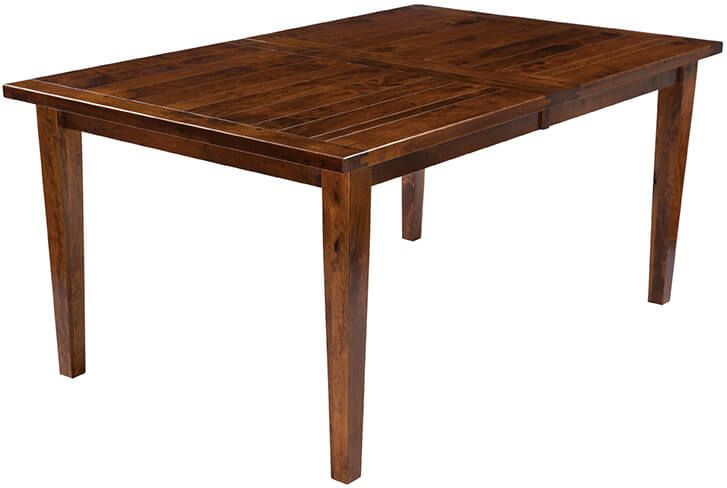 Ayers Rock Plank Top Farmhouse Table