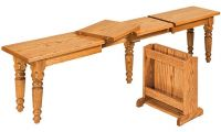 Bagby Extendable Dining Bench
