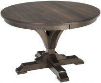 Brickhouse Pedestal Table