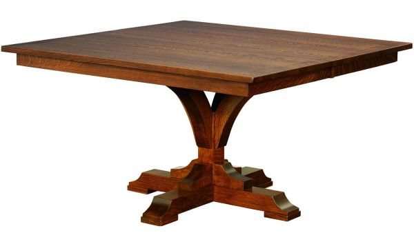 Brickhouse Square Dining Table