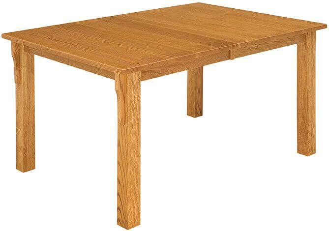Buffalo River Kitchen Table in Oak
