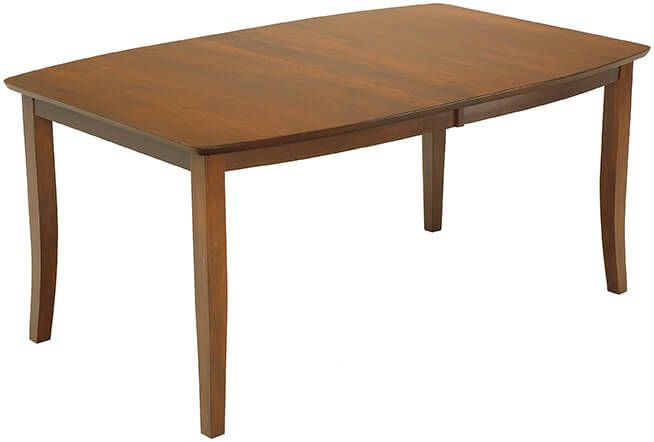 Camerata Shaker Style Table in Brown Maple