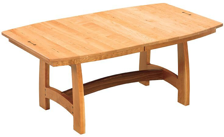 Carder Rock Trestle Table