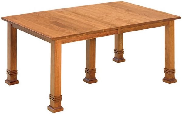 Conchita Dining Room Table in Cherry