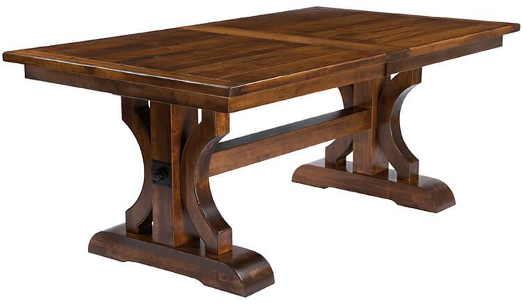 Dining Table Trestle eldesignrcom : dedontrestlediningtable75343880 from eldesignr.com size 753 x 438 jpeg 35kB