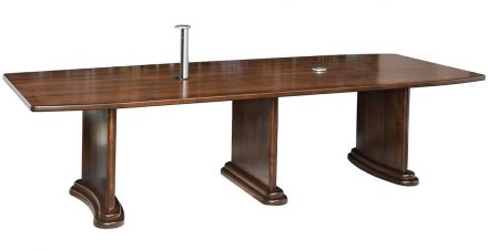 Excelsior Conference Table With Data Ports