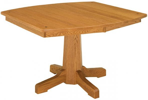 Los Santos Pedestal Dining Table