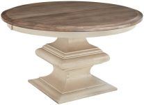Luisa Maria Pedestal Table