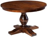 Magnolia Single Pedestal Table