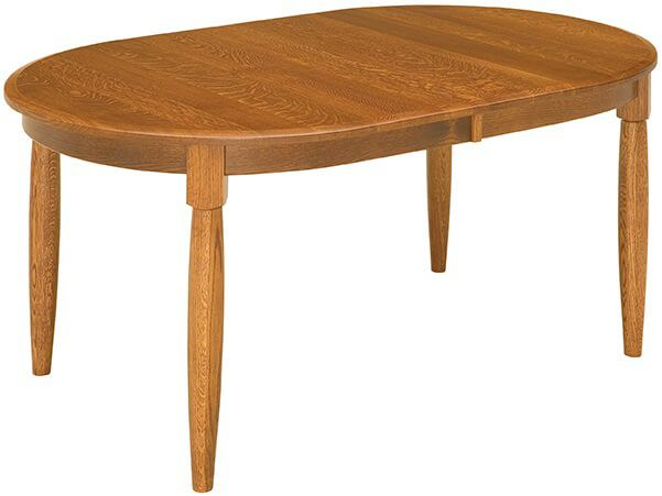 Mercer County Oval Dining Table