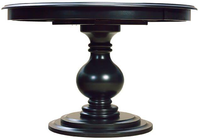 Turned Single Pedestal