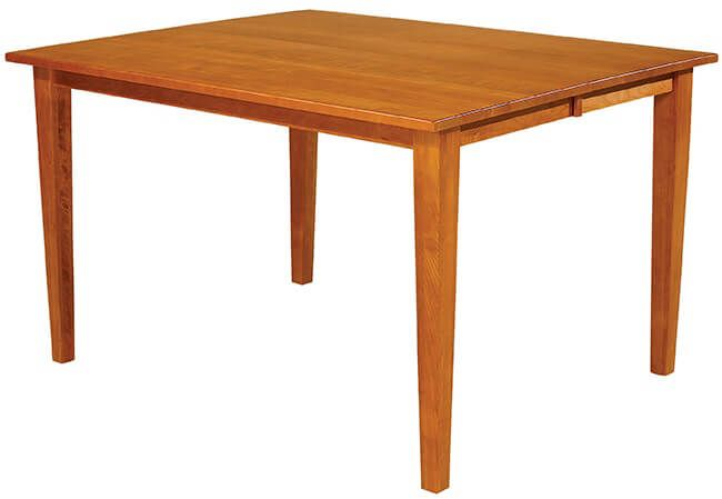Oavalu Bar Height Table in Cherry