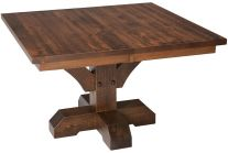 Portola Valley Single Pedestal Table