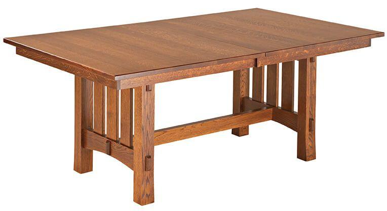 Rice Creek Trestle Table