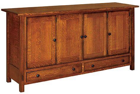 Rosales Leaf Storage Cabinet