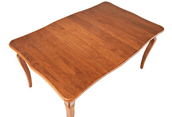 Scalloped Table Top